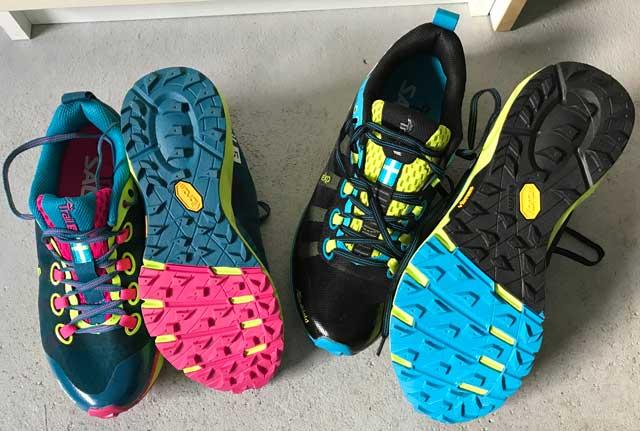 Salming Trail 5 skorna