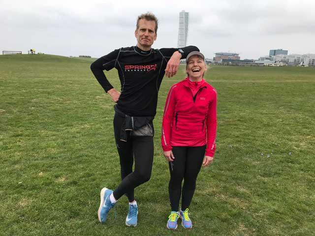 Löpteknikkurs i Malmö