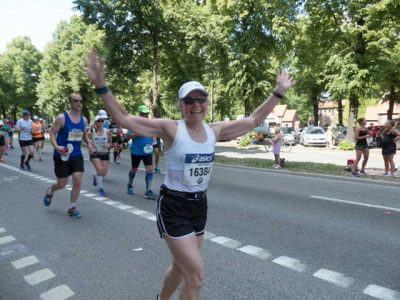 Löparglädje Stockholm Marathon 2018
