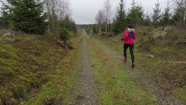 Löpning på Balsberget